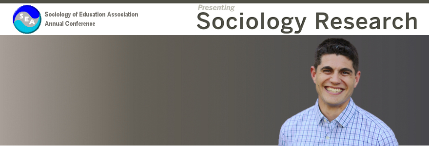 Presenting Sociology research: Patrick Denice at SEA 2020