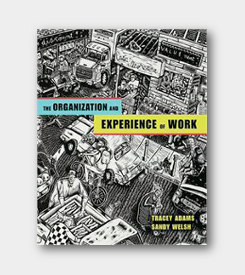 Organization And Experience Of Work -cover
