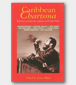 Caribbean Charisma: Reflections on Leadership, Legitimacy and Populist Politics -cover