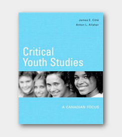 Critical Youth Studies: A Canadian Focus -cover